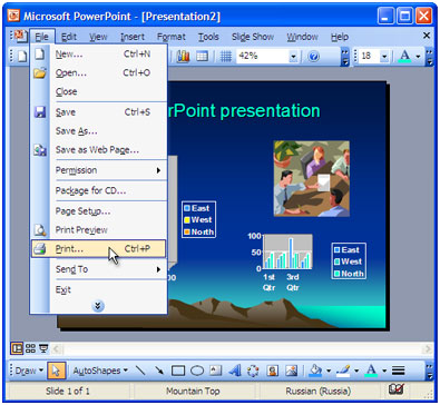 Usdgus  Stunning How To Convert Powerpoint To Multiple Pdf Files  Universal  With Hot Open The Presentation In Microsoft Powerpoint And Press Fileprint In Application With Alluring Powerpoint Guidelines Also Clip Art Powerpoint  In Addition How Do You Embed A Video In Powerpoint And Microsoft Powerpoint  Free Download As Well As Microsoft Office Template Powerpoint Additionally Powerpoint Apps From Universaldocumentconvertercom With Usdgus  Hot How To Convert Powerpoint To Multiple Pdf Files  Universal  With Alluring Open The Presentation In Microsoft Powerpoint And Press Fileprint In Application And Stunning Powerpoint Guidelines Also Clip Art Powerpoint  In Addition How Do You Embed A Video In Powerpoint From Universaldocumentconvertercom